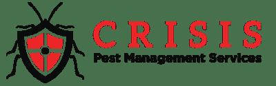 crisis pest management services logo landscape