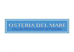 osteria del mare logo