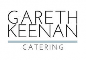 gareth keenan catering logo
