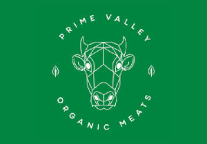 prime valley organic meats logo
